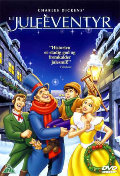 TV Series - A Christmas Carol DANISH