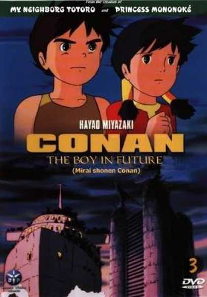 TV Series - Conan The Boy In Future