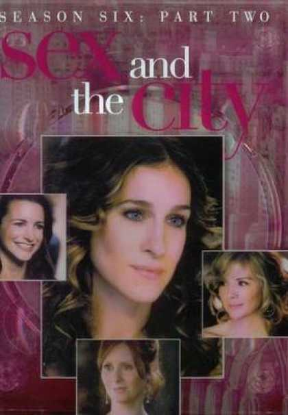 TV Series - Sex And The City Part Two And