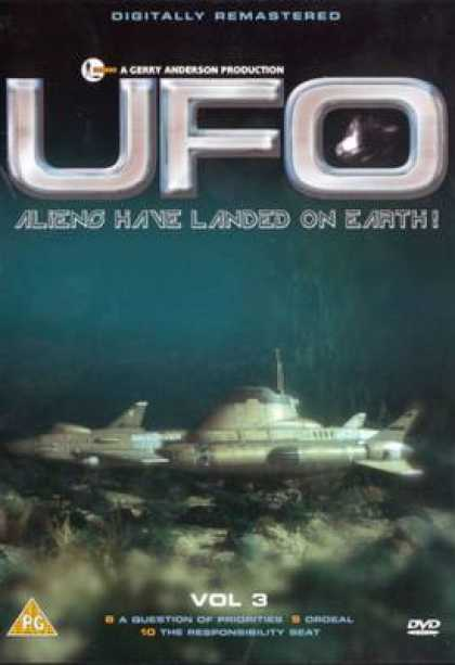TV Series - Ufo Aliens Have Landed On Earth