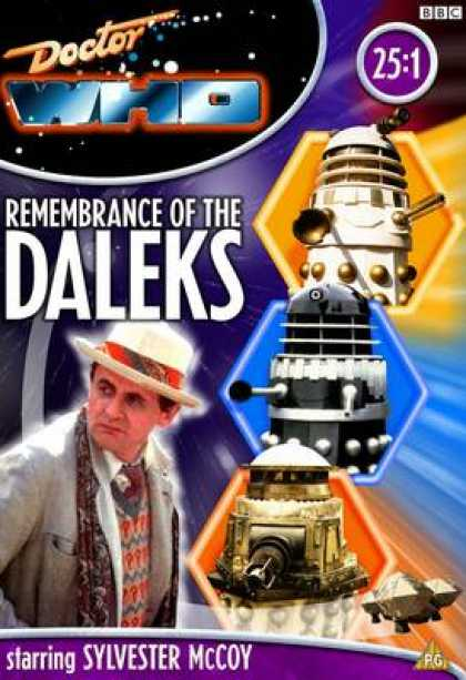 TV Series - Doctor Who - Remembrance Of The Daleks /4
