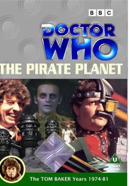 TV Series - Doctor Who - The Pirate Planet