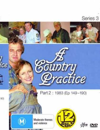 TV Series - A Country Practice Series Three Part Two