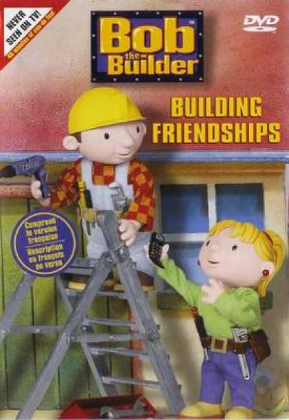 TV Series - Bob The Builder - Building Friendships