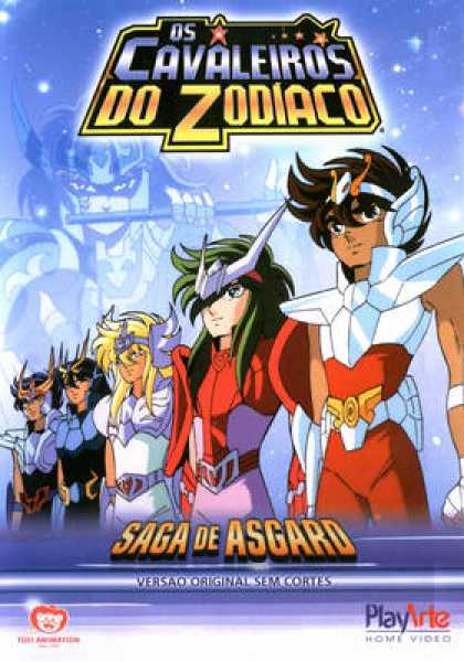 TV Series - Saint Seiya DVD 18 PT-BR CE