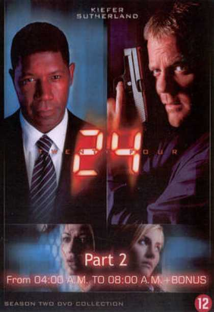 TV Series - 24 Part