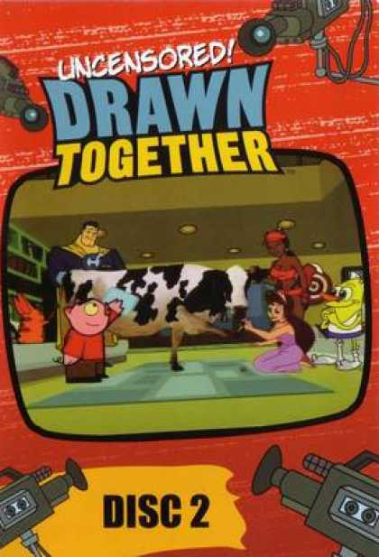 TV Series - Drawn Together