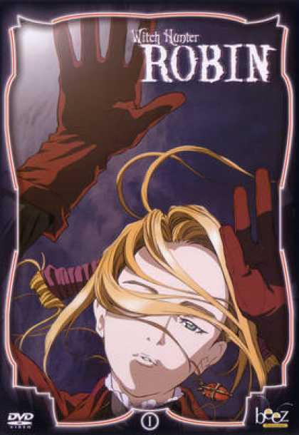 TV Series - Witch Hunter Robin