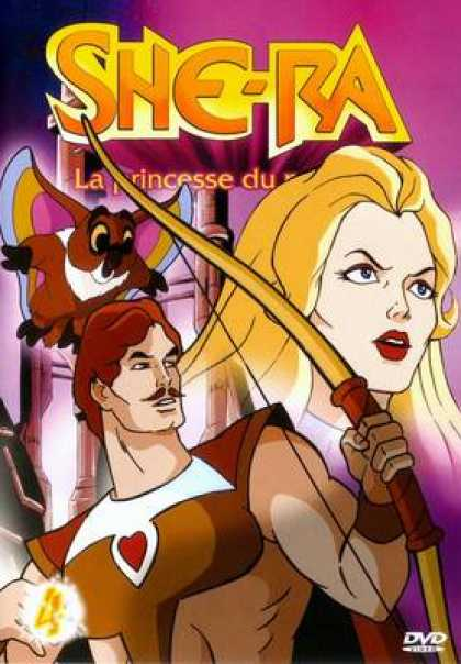 TV Series - She Ra The Princess Warrior