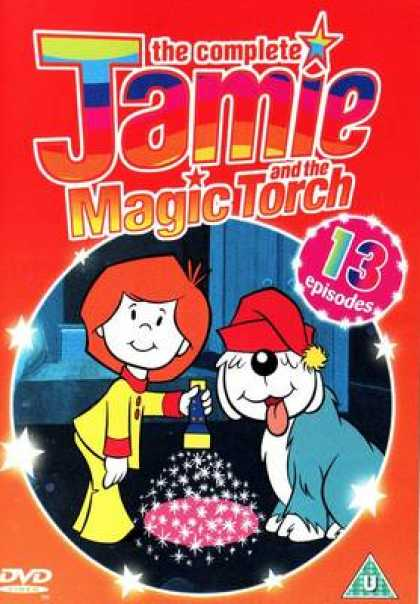 TV Series - Jamie And The Magic Torch Series Two