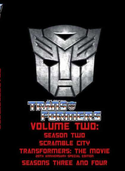 TV Series - Transformers G1