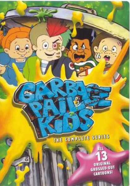 TV Series - Garbage Pail Kids Complete Series