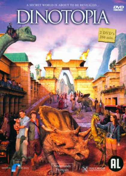 TV Series - Dinotopia The Complete 2 DISK
