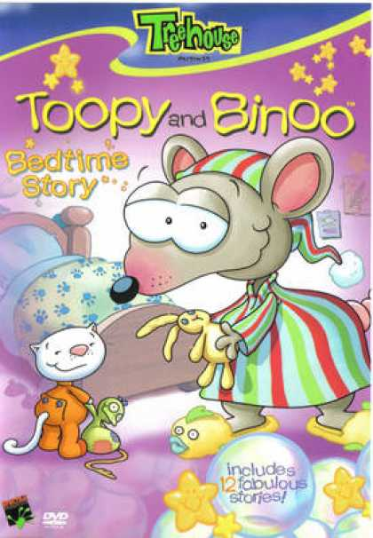 TV Series - Toopy And Binoo Bedtime Story