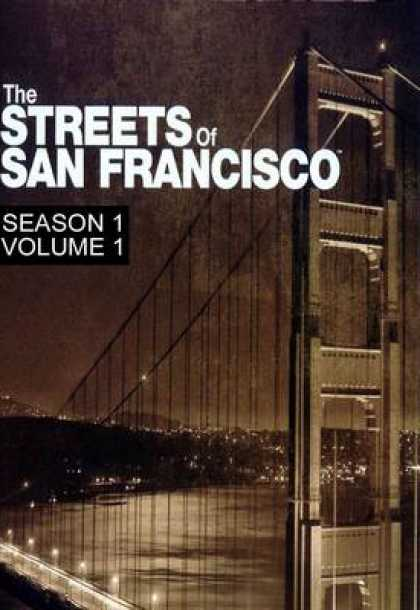 TV Series - The Streets Of San Francisco: - Volum