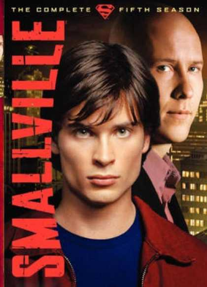 TV Series - Smallville Box Costum