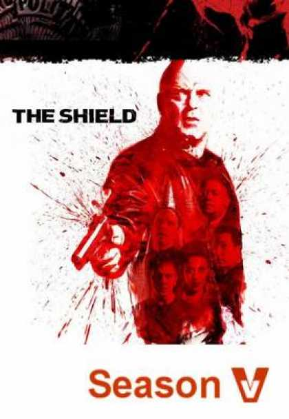 TV Series - The Sheild