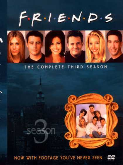 TV Series - Friends (box)