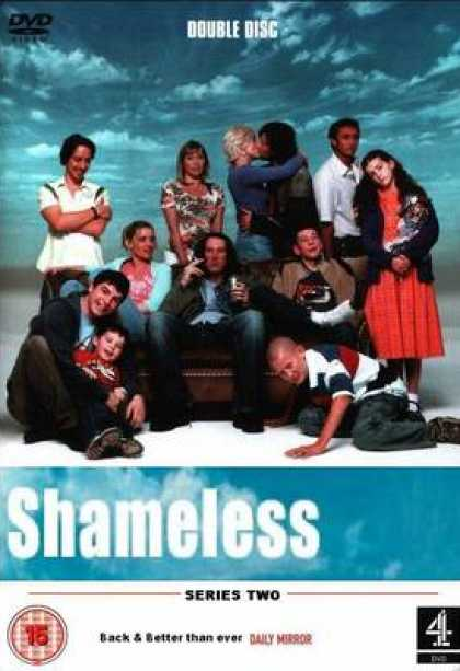 TV Series - Shameless Series Two