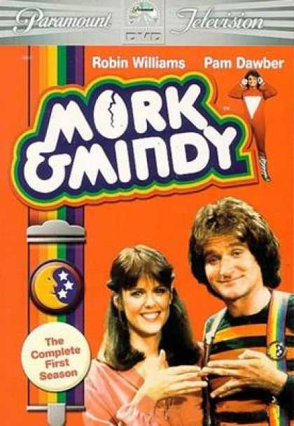 TV Series - Mork And Mindy