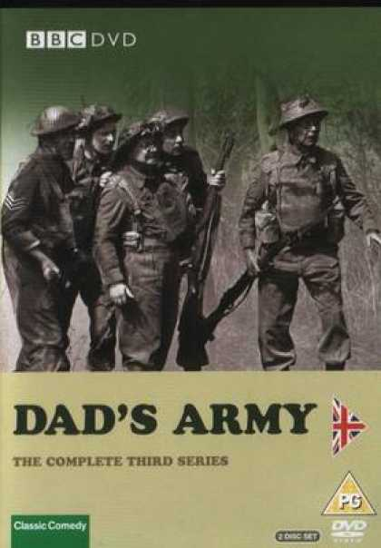 TV Series - Dads Army The Complete Third Series /4