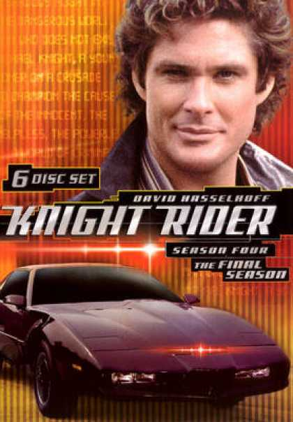 TV Series - Knight Rider The Final Season