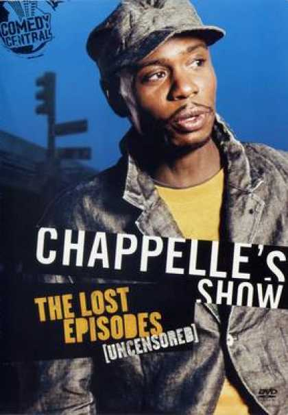 TV Series - Chappelle's Show The Lost Episodes