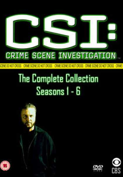 TV Series - CSI Complete Collection 1-6