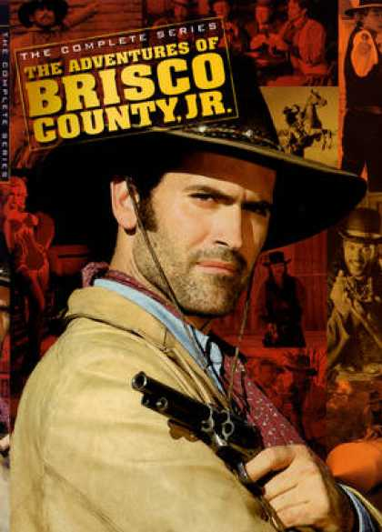 TV Series - The Adventures Of Brisco County Jr.