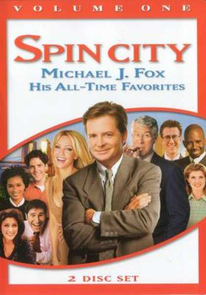 TV Series - Spin City