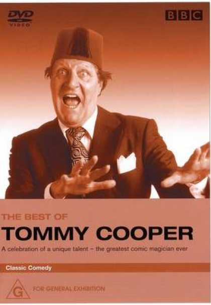 TV Series - The Best Of Tommy Cooper