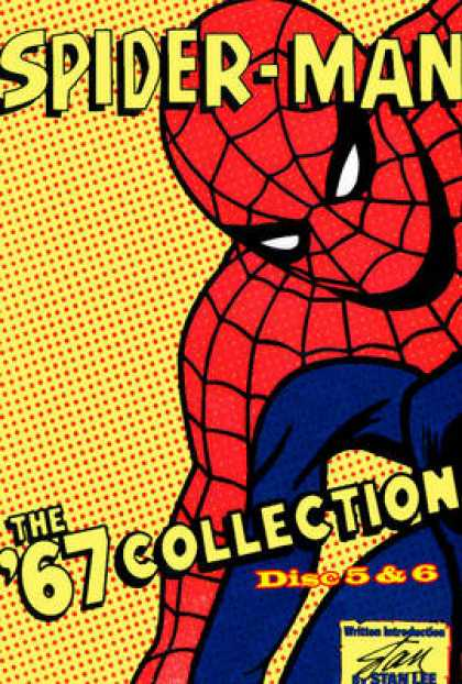 TV Series - Spiderman The 67 Collection Slim 5 & 6 Pal