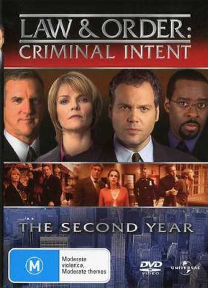 TV Series - Law And Order Criminal Intent