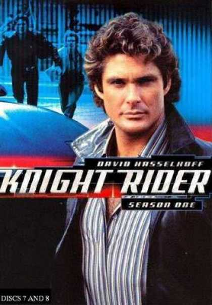 TV Series - Knight Rider And