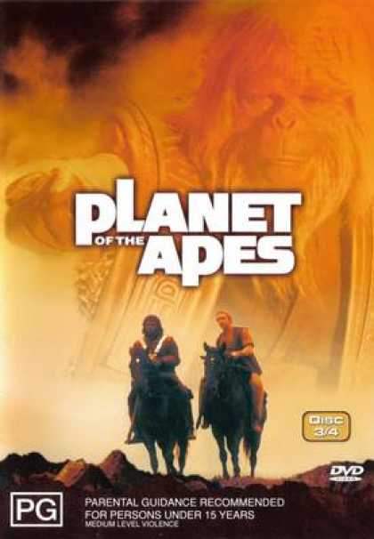 TV Series - Planet Of The Apes: The Complete Series - Disc