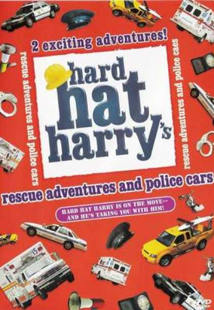 TV Series - Hard Hat Harrys- Rescue Adventures And Police