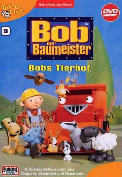 TV Series - Bob The Builder German