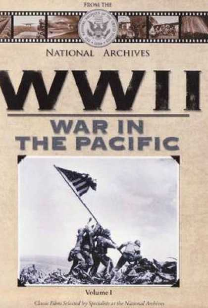 TV Series - WW II - War In The Pacific - Thinpack