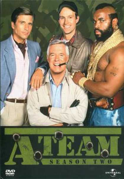 TV Series - A-Team