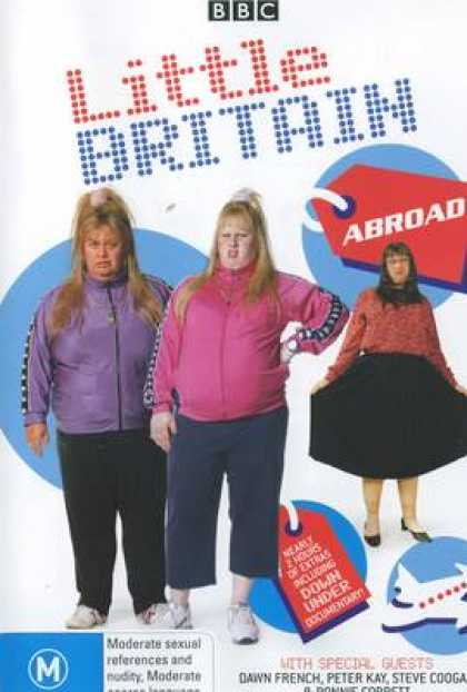 TV Series - Little Britain Abroad