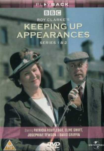TV Series - Keeping Up Appearances And