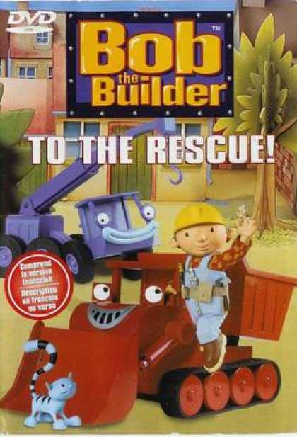 TV Series - Bob The Builder - To The Rescue!