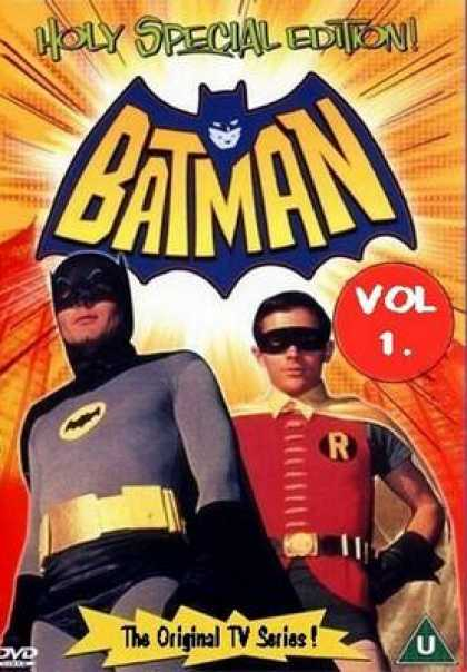 TV Series - Batman The Complete TV Series