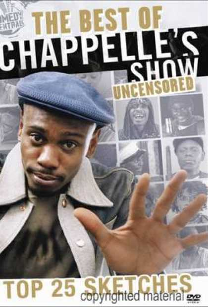 TV Series - The Best Of Chappelle's Show - Uncensored