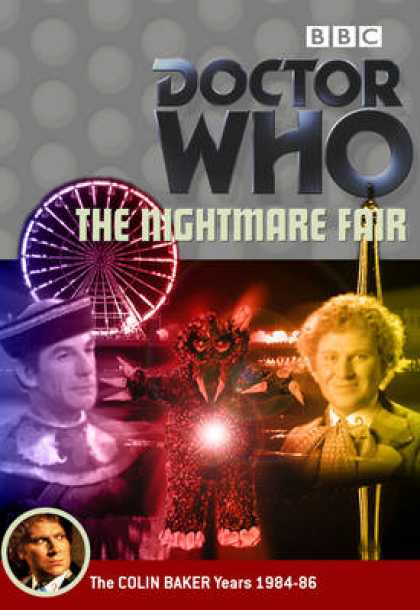TV Series - Doctor Who - The Nightmare Fair