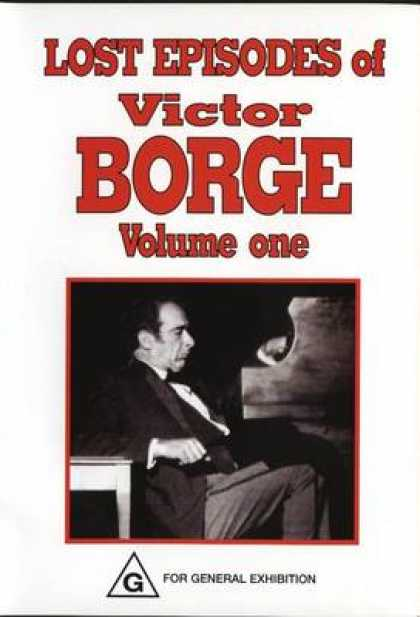 TV Series - Lost Episodes Of Victor Borge