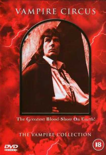 TV Series - Hammer Collection- Vampire Circus