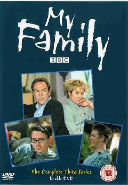 TV Series - My Family The Complete Third Series UK