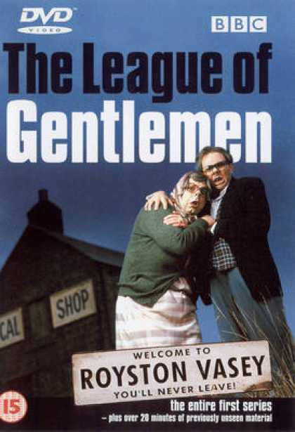 TV Series - The League Of Gentlemen: The Entire First Seri