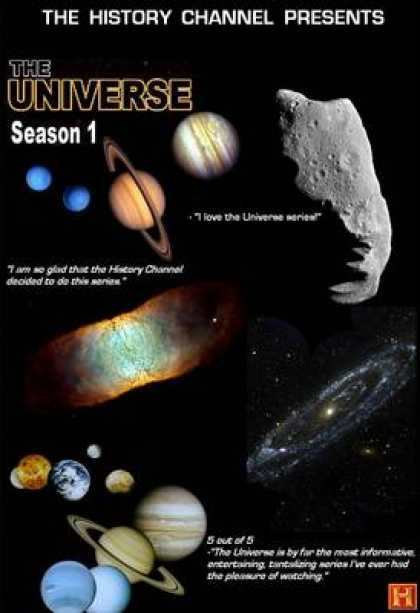 TV Series - The Universe